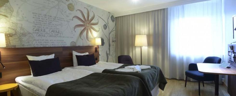 Engstrands Golv hotell golvläggning