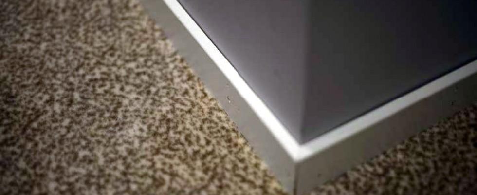 Engstrands Golv hotell golvläggning textilmatta
