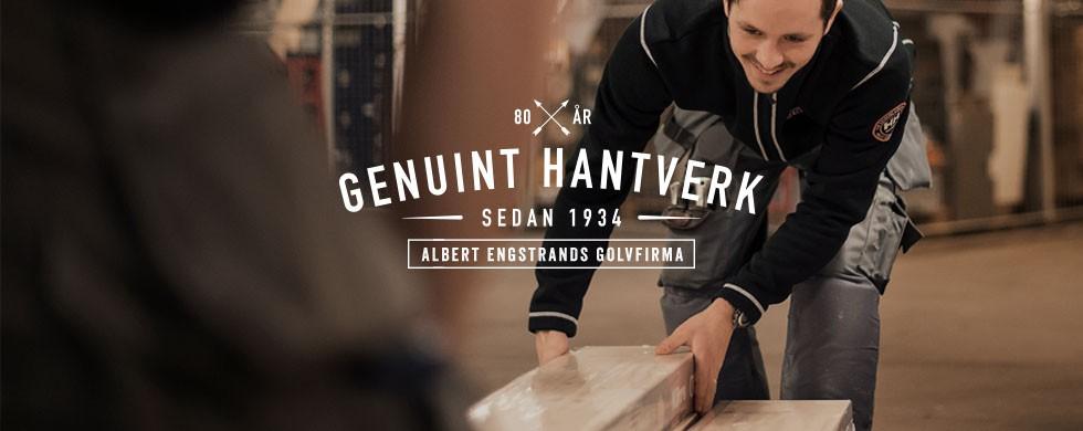 Engstrands Golv golvläggning och helentreprenad hotell Genuint Hantverk